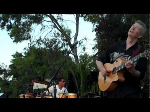 Peter White Performs Dream Walk Live at the Hyatt Aviara