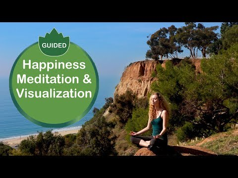 Happiness Guided Meditation & Visualization