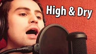 """High & Dry"" - Leonardo Cabezas [Radiohead cover]"