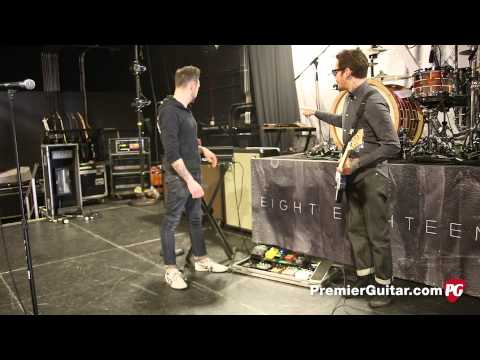 Rig Rundown - The Devil Wears Prada's Chris Rubey, Jeremy DePoyster, And Mike Hranica