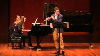 Dutilleux - Sonatine for Flute and Piano