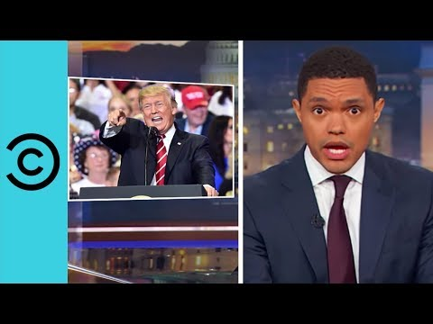 The Many Faces Of Trump - The Daily Show | Comedy Central