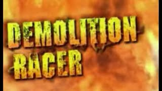 PSX Longplay [233] Demolition Racer
