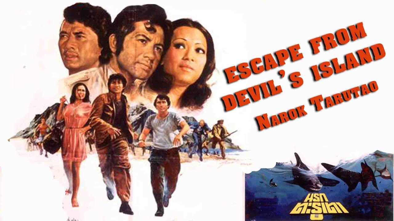 Download Wu Tang Collection - Escape from Devil island -Narok Tarutao-'นรกตะรูเตา