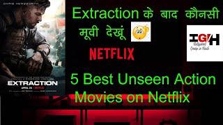 5 Best Unseen Action Movies on Netflix (Hindi)/ #HollywoodGossipInHindi