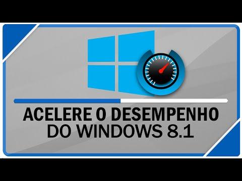Como melhorar desempenho do windows 8.1 ( Dicas inéditas ) #2