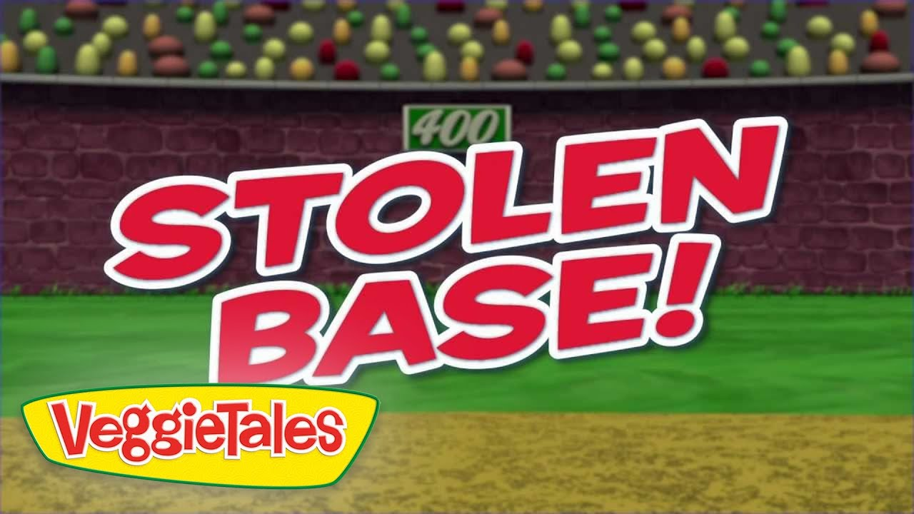 VeggieTales: Larry's Stolen Base - MLB Pumper