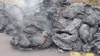 May 7, 2018 Leilani Estates lava update