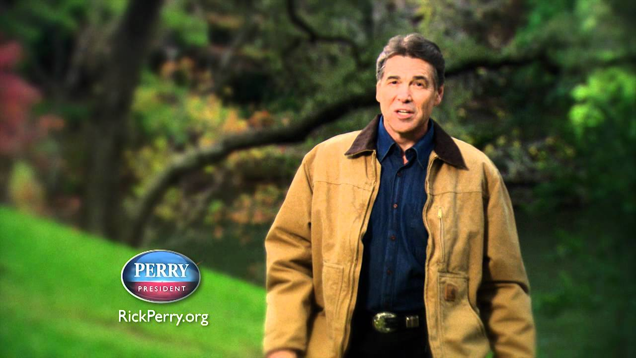 rick perry strong