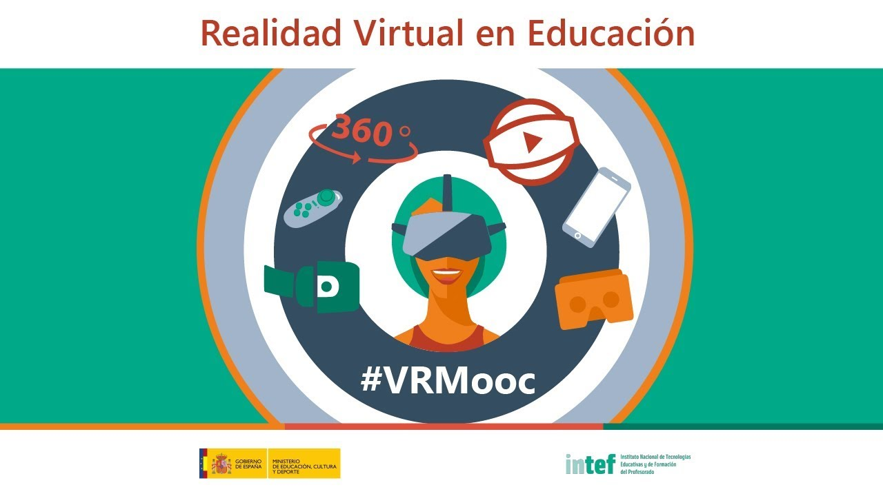 Thumbnail for Tráiler #VRMooc - YouTube