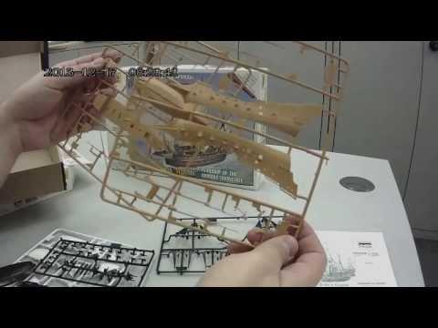 видео: Обзор парусников от фирмы Звезда