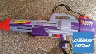 Top 13 Super soakers! The Nerf gun killers - Soak your enemy