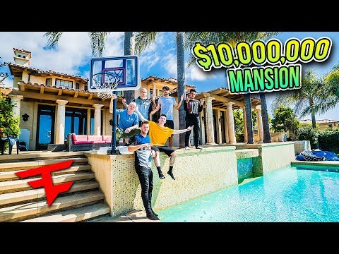 HIDE AND SEEK IN $10,000,000 MANSION *PART 5*