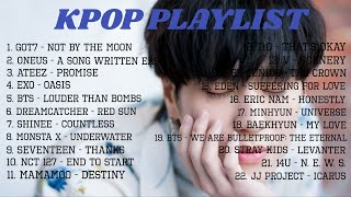 Download Lagu Kpop Playlist [Song That Will Make You Think About Your Life] mp3