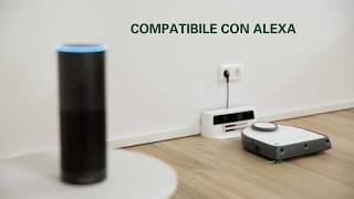 Nuovo Robot Aspirapolvere Folletto VR300 - Principali funzionalità