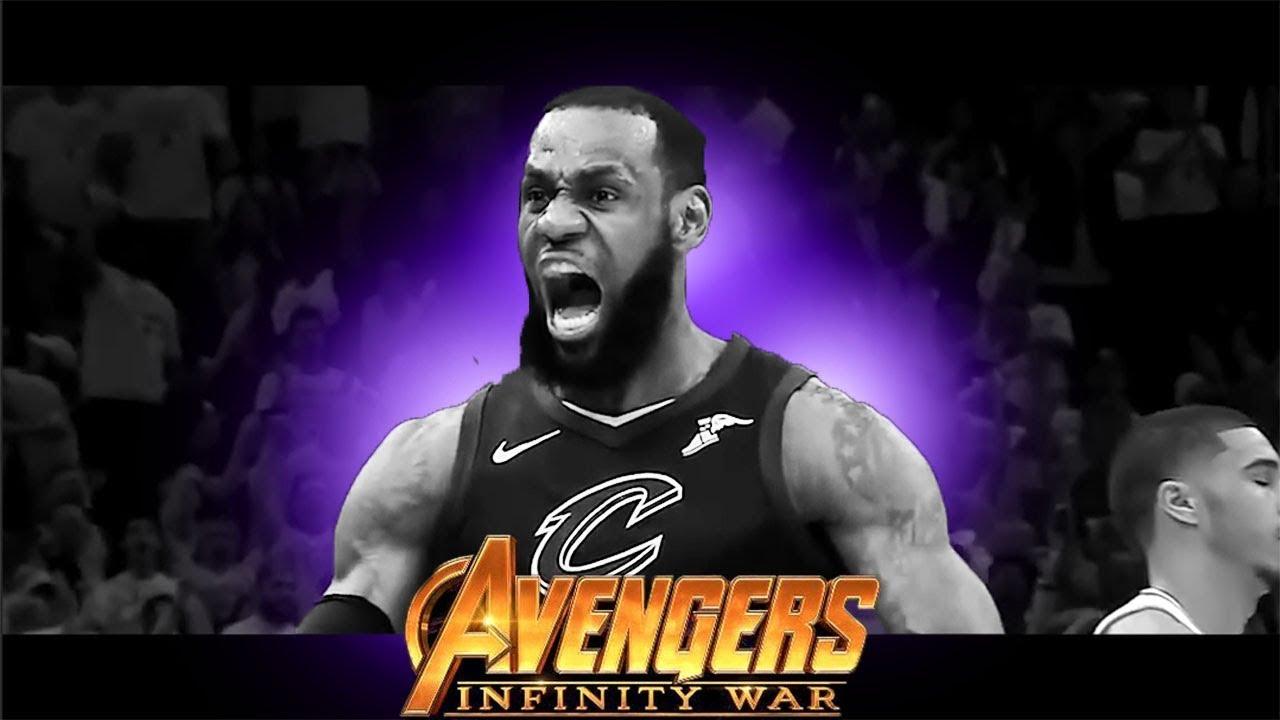 avengers-infinity-war-trailer-nba-finals-2018-ᴴᴰ