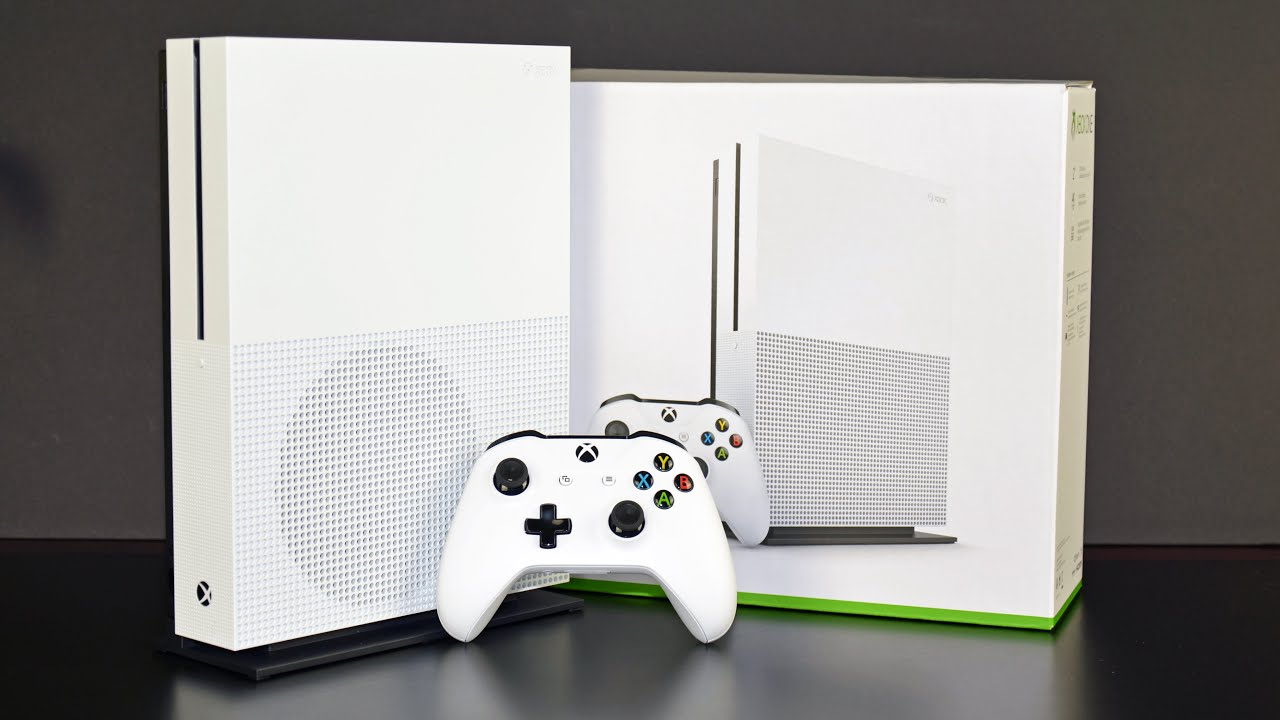 Xbox One Unboxing Xbox One S: Unb...