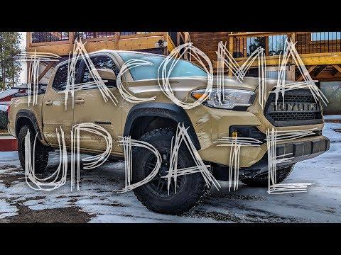 TACOMA MODS!  My Taco Updates and stuff (2016 Toyota Tacoma TRD Off-Road)