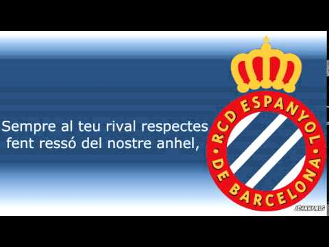 Himno | RCD Espanyol