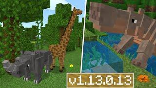 99 НОВЫХ МОБОВ (МОД) для Minecraft PE 1.13.0.13! СКАЧАТЬ МОД БЕСПЛАТНО!