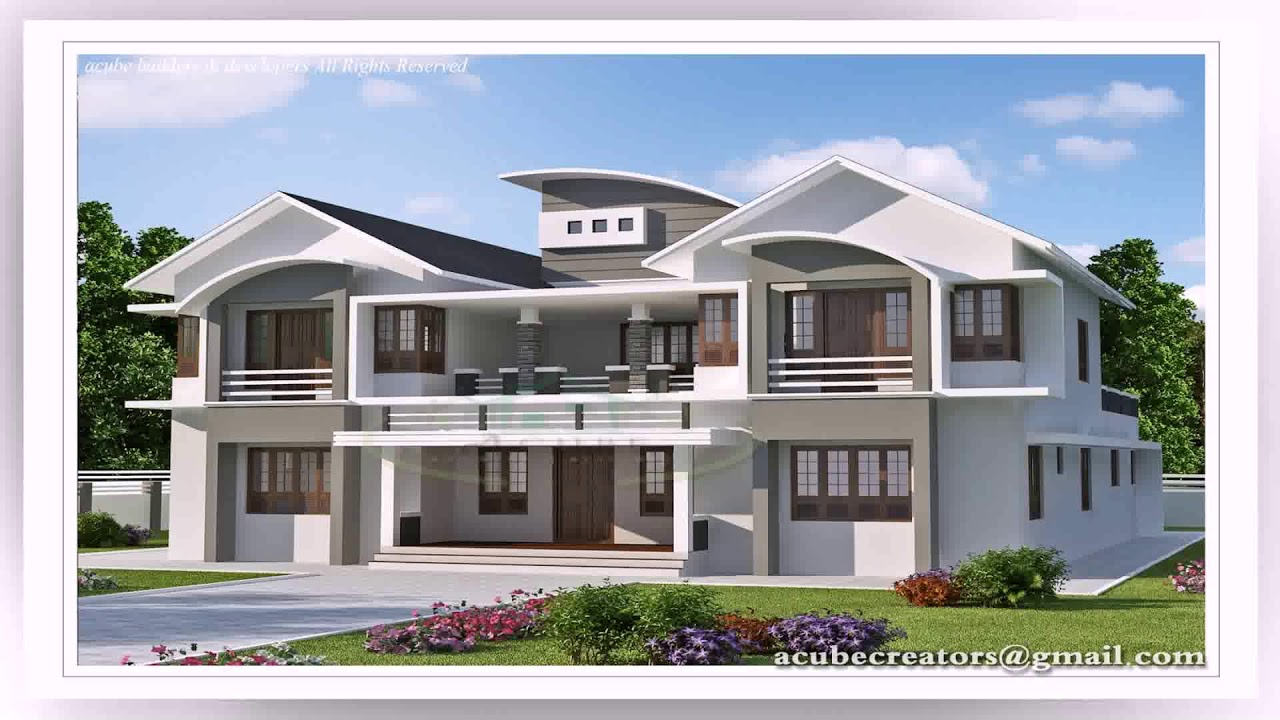Contemporary house designs floor plans uk