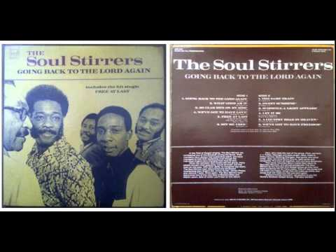 The Soul Stirrers / So glad he
