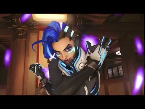 how to get sombra hack highlight intro