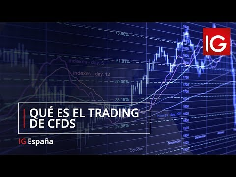 Qué es el trading de CFDs