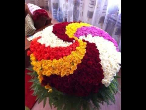 Фото самый красивый букет цветов
