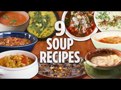 9 Soup Recipes | Recipe Compilations | Allrecipes.com