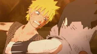 Naruto vs Sasuke Final Battle (English Sub) - Naruto Shippuden Ultimate Ninja Storm 4