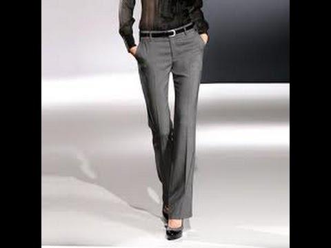 Пошив не сложных, женских брюк. (Раскрой брюк) Часть 1