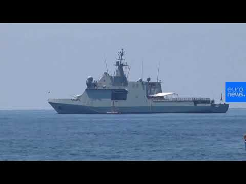 Euronews:Live | Spanish warship arrives in Lampedusa to pick up migrants from Open Arms rescue ship