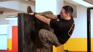 How to Scale a Wall | Warrior Fitness
