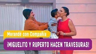 Miguelito y Ruperto hacen travesuras - Morandé con Compañía 2016