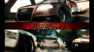 Прохождение Need for Speed Undercover Часть 1