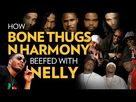 How Bone Thugs N Harmony Beefed With Nelly