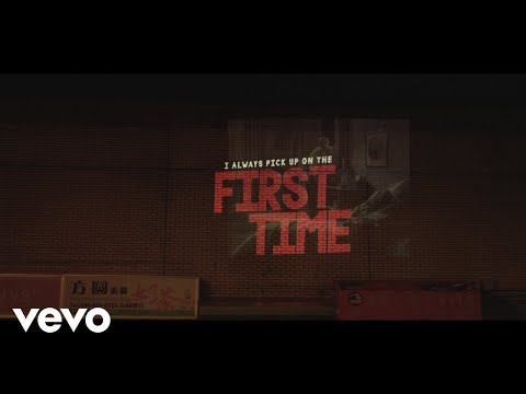 Liam Payne, French Montana - First Time (Lyric Video)