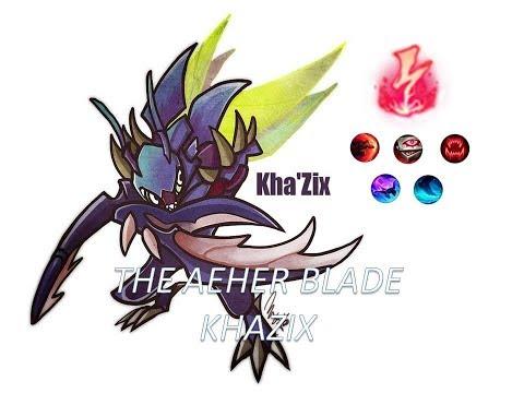 Season 8 Silver 2 0LP Electrocute Khazix Jungle (REPORT BRAND FOR STEALING MY PENTA)