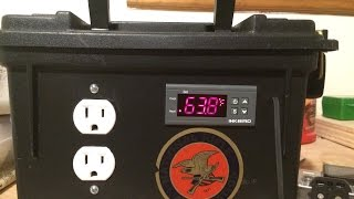How to Make a Cheap Digital Temperature Controlled Outlet