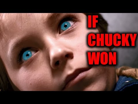 What Would Happen IF CHUCKY Took Over Andy's Body?