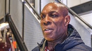 Frank Bruno: Anthony Joshua was ON THE STREET, now doing VERY WELL