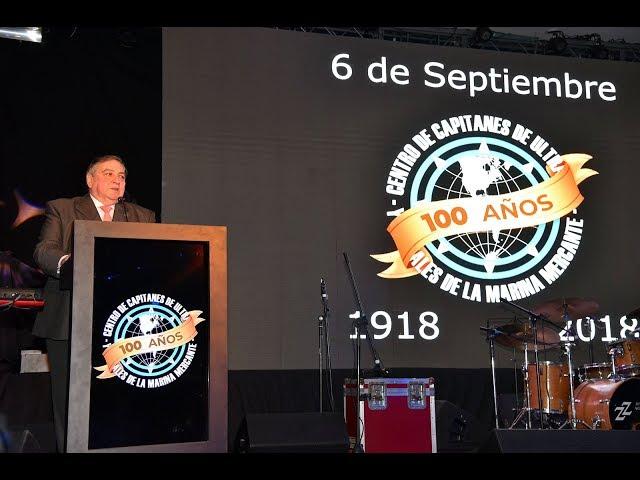 Centro de Capitanes - Celebración del Centenario 1918 - 2018