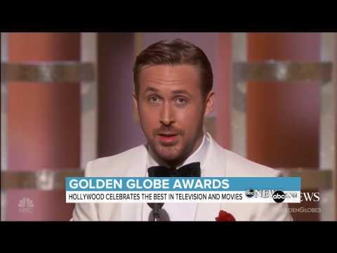 Golden Globes Winners: 'La La Land' Wins Seven Golden Globes
