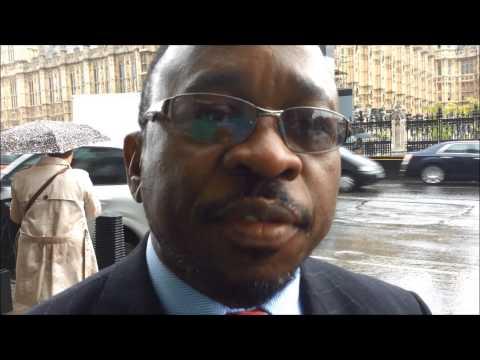 Dr Joe Ukemenam  Labour Parliamentary candidate