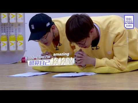 [ENG] Idol Producer EP8 Exclusive Preview: Playful Jackson; Trainees Do Plankings To Help Singing
