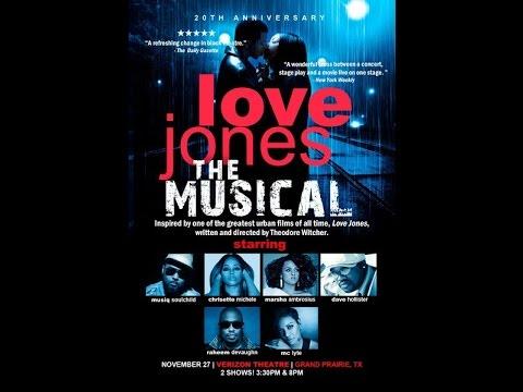 Love Jones The Musical Dallas - 11/26/16 at Verizon Theatre at Grand Prairie