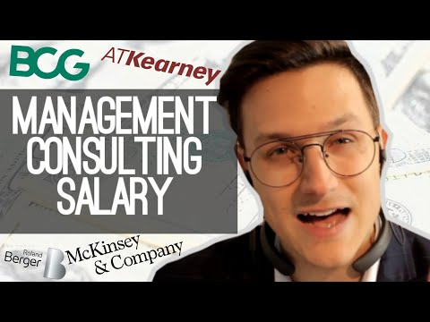 My Salary As A Management Consultant | 2019 Consulting Salaries Guide