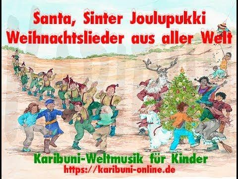 Klassische Weihnachtslieder Für Kinder.Weihnachtslieder Aus Aller Welt