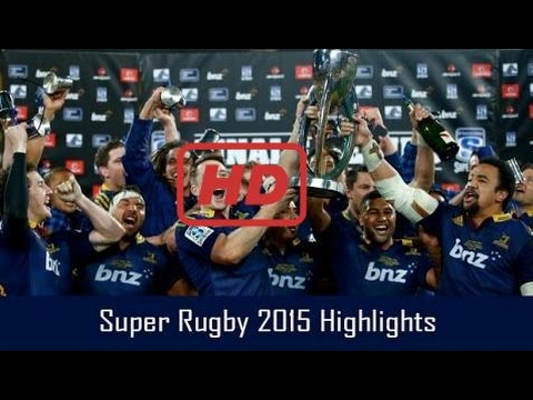 Lol Highlights Montage |  SUPER RUGBY 2015 HIGHLIGHTS MONTAGE - Best Tries With Commentary